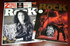 classic rock Dio issue