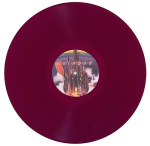 rainbow first album coloured vinyl