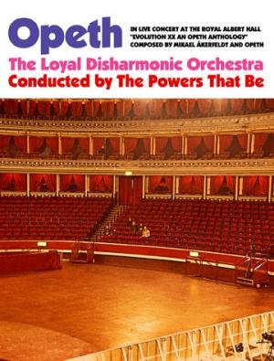 Opeth Royal Albert Hall