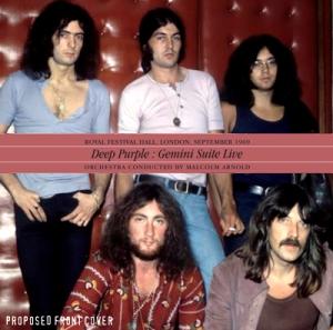 Deep Purple Gemini Suite vinyl
