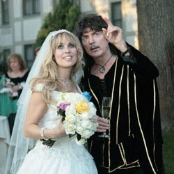 Blackmore's wedding
