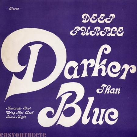 Darker Than Blue Deep Purple bootleg