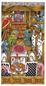 John Vernon Lord book illustration