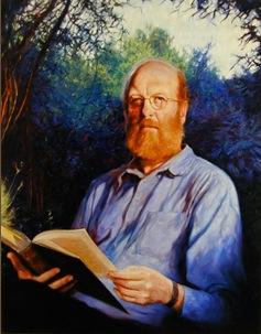 John Vernon Lord portrait