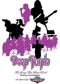 Deep Purple with Orchestra tour
