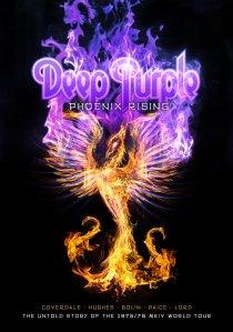 deep purple phoenix rising dvd cover