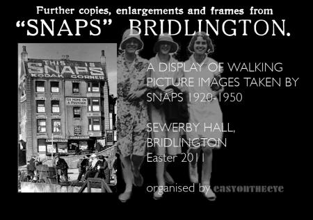 walking pictures exhibition bridlington