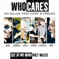 ian gillan charity single who cares