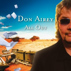 don airey all out new CD