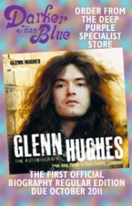 Glenn Hughes Biography advert