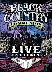 black country communion live over europe DVD