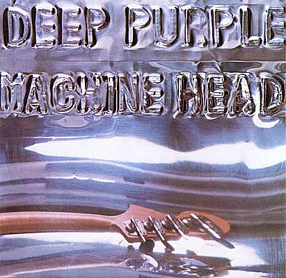deep purple machine head sleeve back