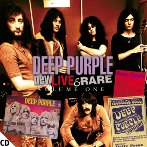 PUR259 cover New Live & Rare Deep Purple