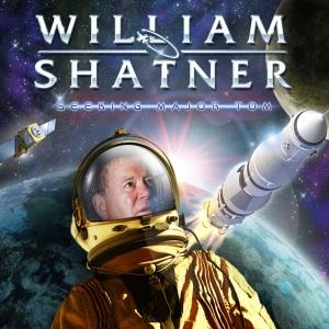 Shatner Seeking Major Tom CD