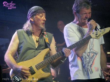 Roger Glover Deep Purple Birmingham Arena 2011