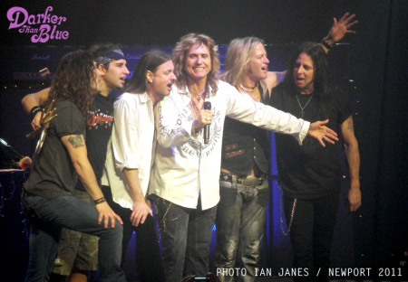 Whitesnake - Newport, Wales, 7 December 2011