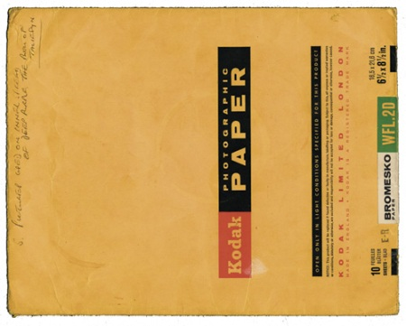 kodak paper wrapper