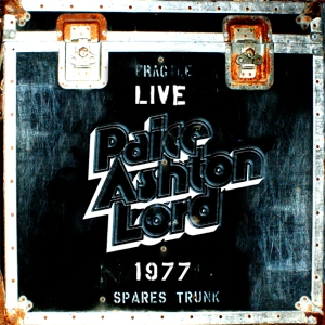 Paice Ashton Lord Live 1977 CD cover