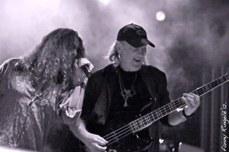 purpendicular with Roger Glover