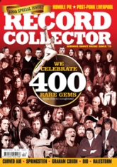 record collector magazine 400th issue