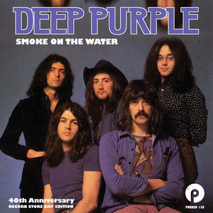 smoke on the water record day single 2012