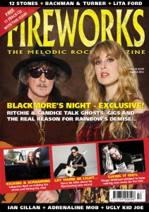 Blackmore, Gilland, Simper in Fireworks