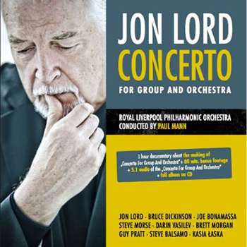 Jon Lord Concerto 2012 Blu Ray
