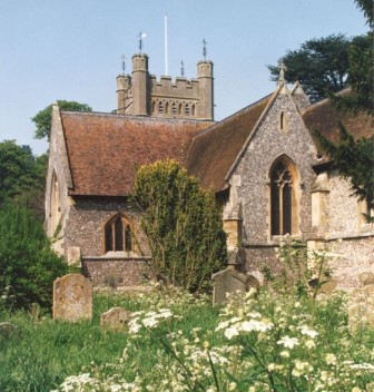 Hambleden Church Jon Lord