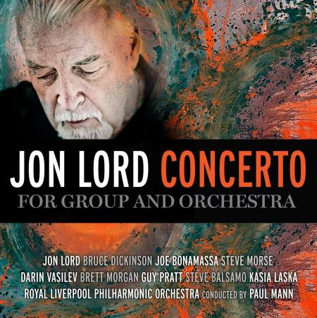 Jon Lord Concerto For Group and Orchestra 2012