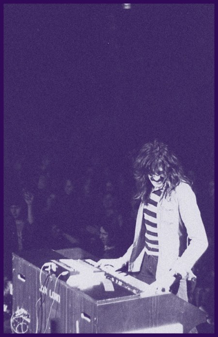 Jon Lord City Hall Sheffield 1974