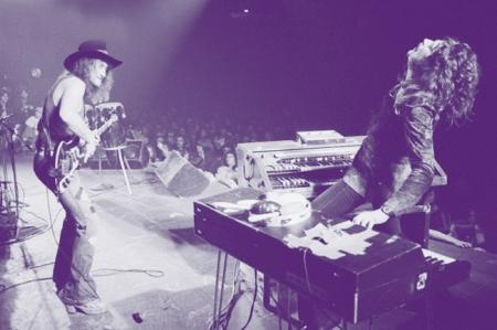 Jon Lord Deep Purple organist