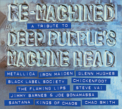 deep purple machine head tribute album