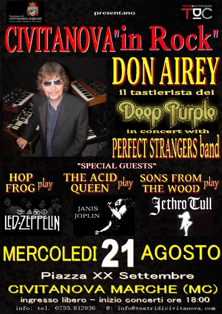 civitanova IN ROCK 21 agosto