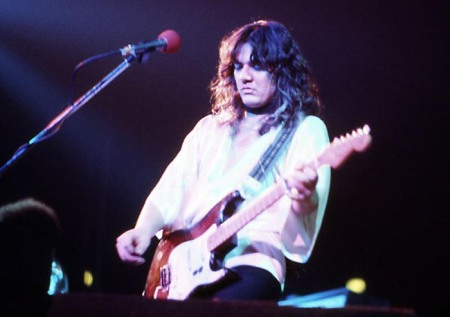 Tommy Bolin guitarist Deep Purple