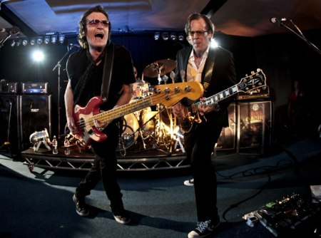 Glenn Hughes and Joe Bonamassa Black Country Communion