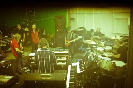 deep purple rehearsing in russia Oct 2012
