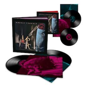 Gillan Double Trouble reissue vinyl hardback