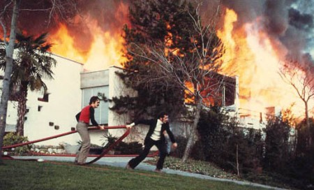 claude nobs during montreux casino fire