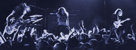 Deep Purple Sheffield 74