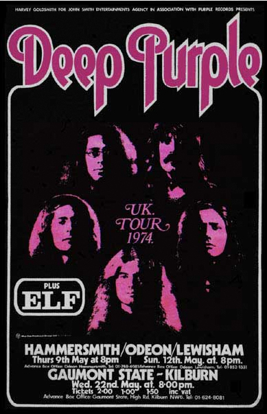 Deep-Purple-1974-UK-tour-poster