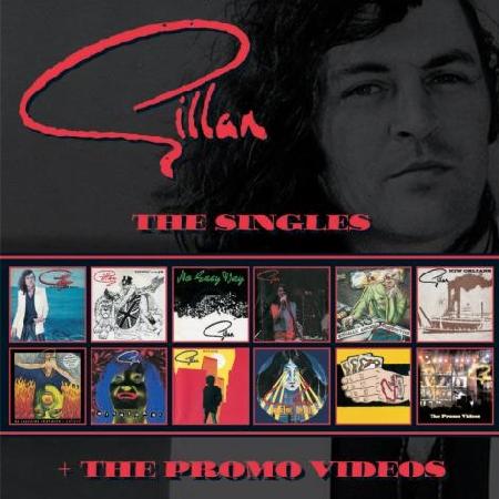 Gillan singles box set 2007
