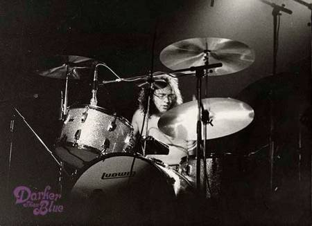 Deep Purple Ian-Paice-Manchester-1974