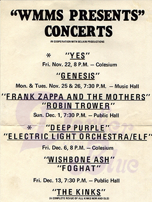 Deep Purple Richfield Coliseum 1974