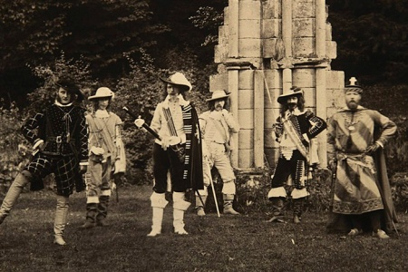 Blackmores Night early photo