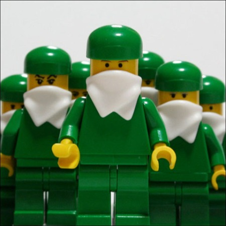 Lego Difficult To Cure Rainbow