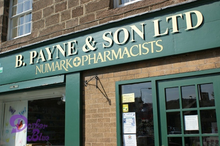 Payne chemist Cromford