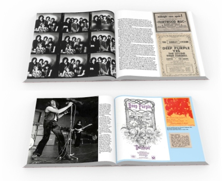 Deep Purple Wait For The Ricochet pages