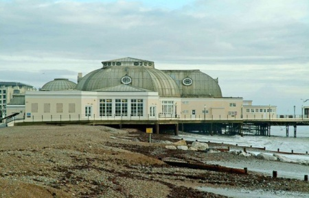 Worthing Pavilion outside