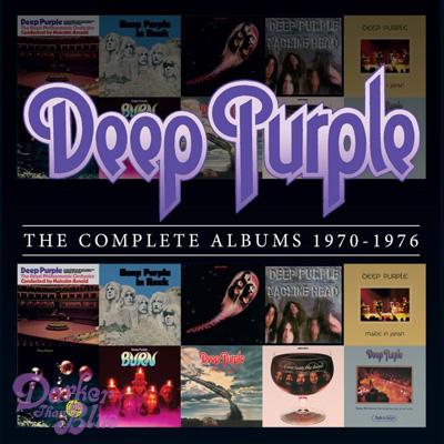 Deep Purple Complete 1970 1976