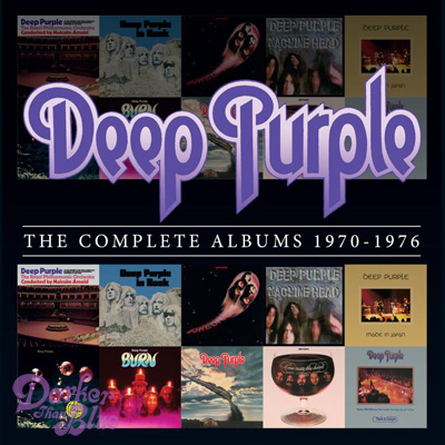 Deep Purple Complete 1970 1976